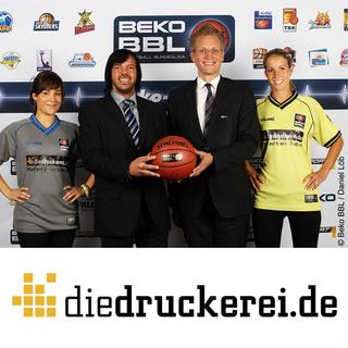 Onlineprinters GmbH is Premium Partner of the Beko National Basketball League
