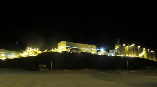 Mine von Torex Gold in Mexiko; Foto: Torex Gold Resources