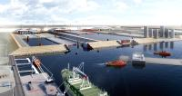 Hafen in Rødby