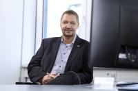 Ulrich Pelster, Geschäftfsführer der gds GmbH