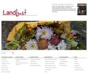 Web Content Management mit InterRed und LandLust