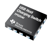 TI introduces industry's first integrated USB charging port power switch