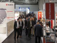 Fastener Fair Hannover 2014 - Exhibition Hall - Messehalle