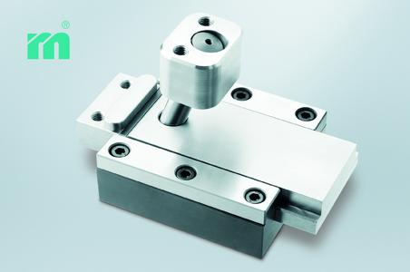 New item in the Meusburger product range: the E 3130 slide unit with newly developed guiding system