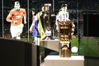 Volltreffer im Deutschen Fußballmuseum!