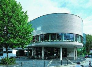 Hier haben einige High-Tech-Kunden ihr Domizil: Das Technologiezentrum am Europaplatz in Aachen