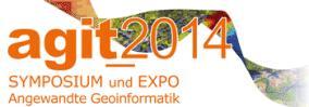 AGIT 2014 - Symposium und Fachmesse für Angewandte Geoinformatik