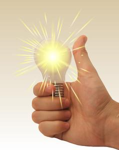 Licht: Es kommt darauf an gute Ideen/Theorien auch umzusetzen...