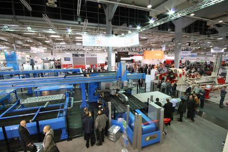 EuroBLECH Exhibition Hall / Messehalle