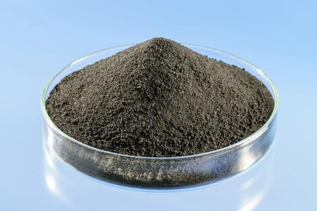 Consumer Electronics: Porocarb® is an industrially manufactured conductive carbon powder that is particularly porous. The characteristics of the material can be modified to meet the specific requirements of  customers and their fields of application. A very small quantity of  Porocarb® is all it takes to significantly improve the performance of lithiumion batteries used in smartphones and substantially cut production costs, (Source: Heraeus)