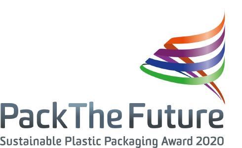 Logo PackTheFuture Award 2020
