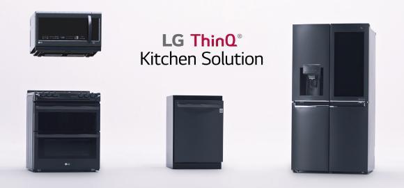 Smarte Hausgeräte von LG machen die Küche in der Zukunft noch reizvoller