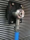 JetMaster mit Spritz- und Schallschutzelement