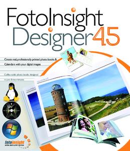 FotoInsight Designer 4.5 Photo Book Software