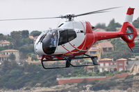 Hélidax Passes the 20,000 Flight Hour Mark with its EC120s