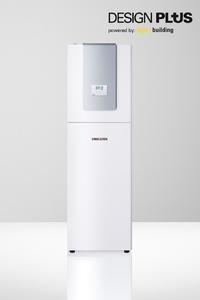 Die mit dem 'Design Plus powered by Light + Building'-Gütesiegel ausgezeichnete Sole-Wasser-Wärmepumpe WPC