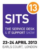 SIT13: Service Desk & IT Support Show - Exhibitor Show Highlights 2013