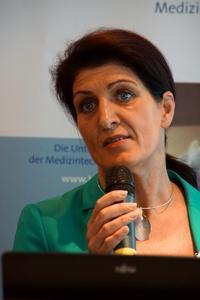 Margit Dellian, Geschäftsführerin und Inhaberin dellian consulting GmbH / Quelle: BVMed