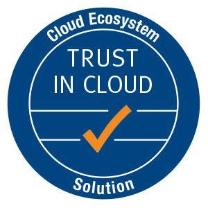 Trust in Cloud-zertifiziert