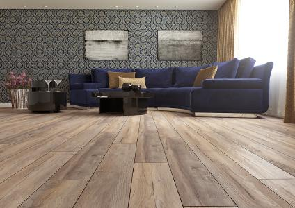 Sky Oak (D1871) of the SYNCHRO TEC collection (foto: SWISS KRONO GROUP)