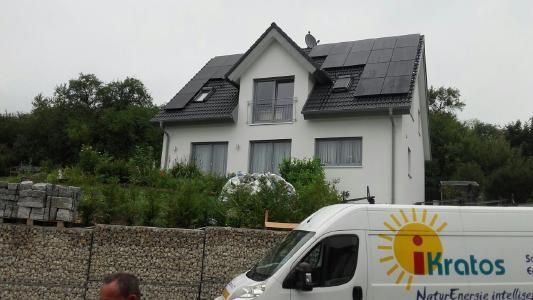 Solaranlagen sparen Strom Kosten