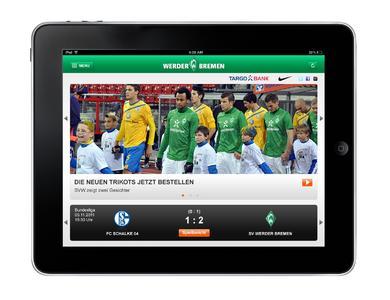 Werder Bremen App