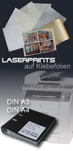 Selbstklebende Laserdruckfolie von IFOHA