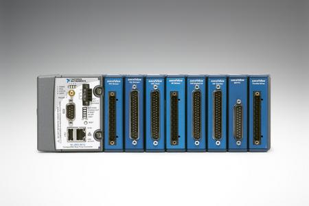 National Instruments Releases C Series Engine Control Modules for Rapid Prototyping