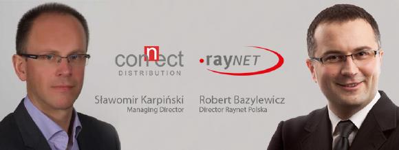 Raynet strengthens the Eastern European market with a new partner