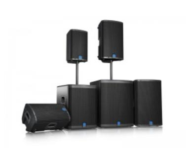 Turbosound  iQ Series Complete Approved Layout