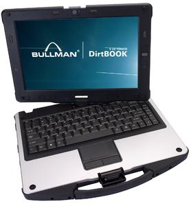 Bullman Dirtbook S 12 Touch