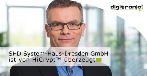 Thomas Beckert, Technology Consultant bei SHD System-Haus-Dresden GmbH