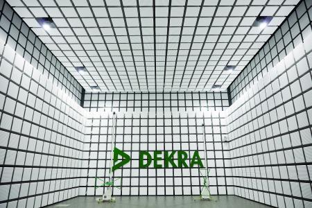 DEKRA expandiert weiter mit EMV & Funk und Zertifizierungs-Services