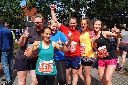 Pure Lust am Laufen kann nun für den Remmers Hasetal-Marathon verschenkt werden / Bildquelle: Catfun Foto