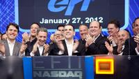 EFI Celebrates 20 Years on the NASDAQ with  Opening Bell Ceremony