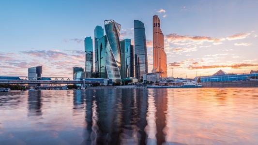 Moskau ist ein Millionen Metropole und der attraktivste regionale Markt Russlands