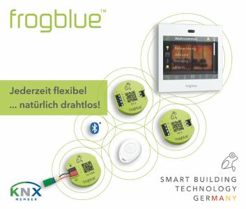frogblue Smart Home Technologie