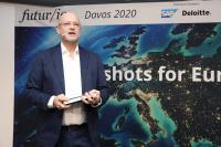 Harald Neidhardt @ WEF 2020