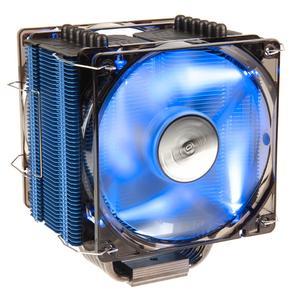 Prolimatech Blue Series Megahalems Dual Blue Vortex 120 Edition
