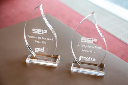 Die Partner-Awards von SEP