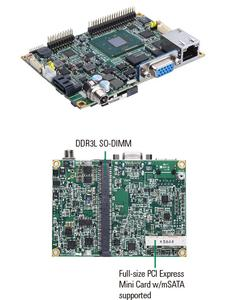 Fanless Intel® Quad-core, Wide Temperature Pico-ITX Motherboard – Axiomtek PICO842