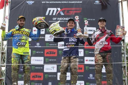 Seewer feiert ersten Grand-Prix-Sieg