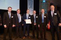 "HARTING Applied Technologies wins ""Excellence in Production"" competition for third time"
