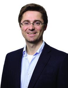 Gustav Mellentin, CEO von Adform