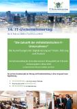 Agenda und Anmeldung 14. IT-Unternehmertag am 4.2.2020 Frankfurt/Main