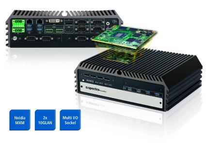 Spectra PowerBox 500 Mini PC
