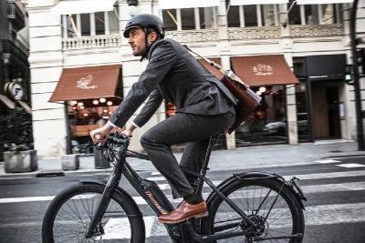 Launch E-Commuter Zouma+