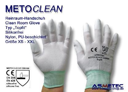 METOCLEAN Reinraum Handschuhe