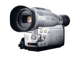 2001 - NV-MX300: Erster 3CCD Camcorder mit Leica Dicomar Objektiv / EISA Award: European High End Camcorder