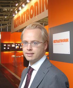 Alexander Sorg, Geschäftsführung Ultratronik GmbH